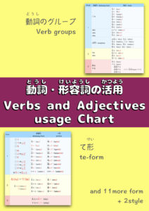 Form of Verbs Japanese